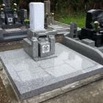 市営墓地1区