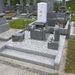 市営墓地2区