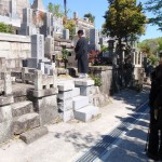 姫路市 本徳寺御山廟所で 「お墓じまい」