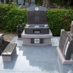 オリジナル洋墓 「未来墓」の建立