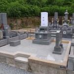 加西市で当社オリジナル「現代墓石」の建立