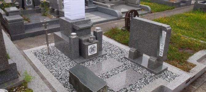 小野市 「王子ヶ丘墓苑」でお墓の建立