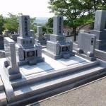 広島県から兵庫県加古川市営 日光山霊園にお引越し