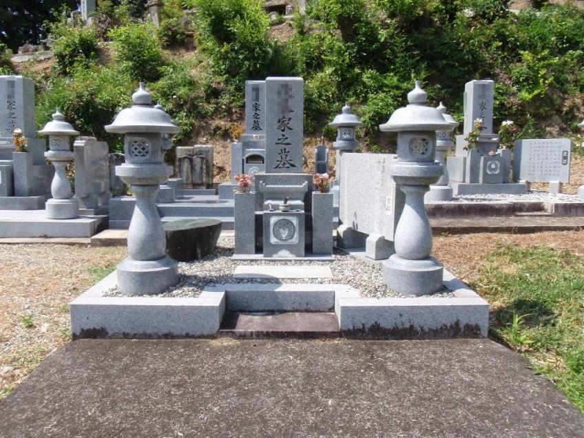曹洞宗正楽寺の墓地にお墓の引っ越しをしました