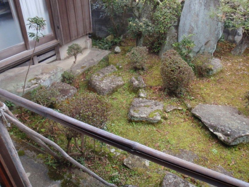 姫路市豊富町で自然石を使用した碑の作成