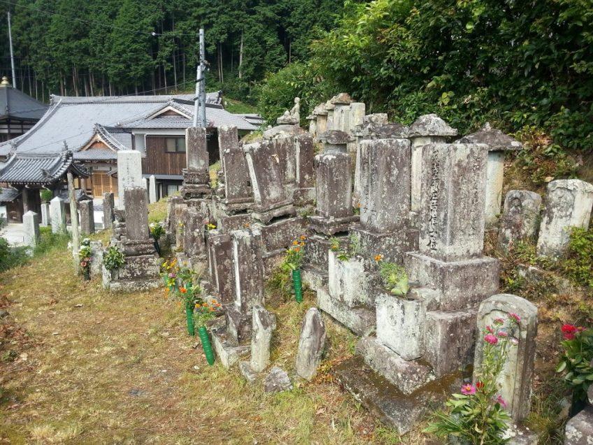 加西市若井町でお墓の撤去「お墓じまい」をしました