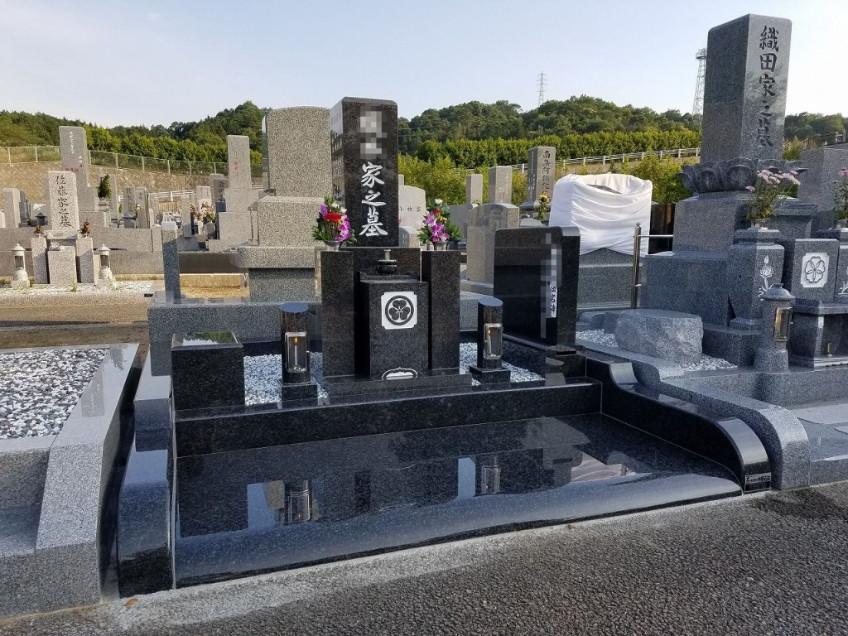 姫路市営 片山霊園へのお墓の引っ越し